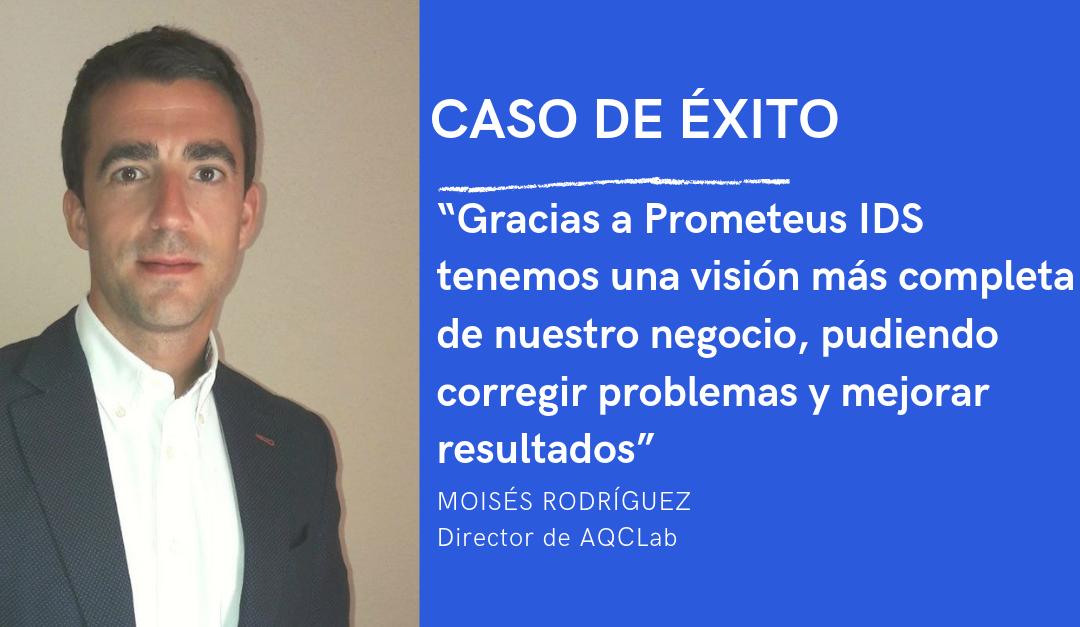 CASO DE ÉXITO: AQCLab, laboratorio para la evaluación de la calidad del producto software y la calidad de datos