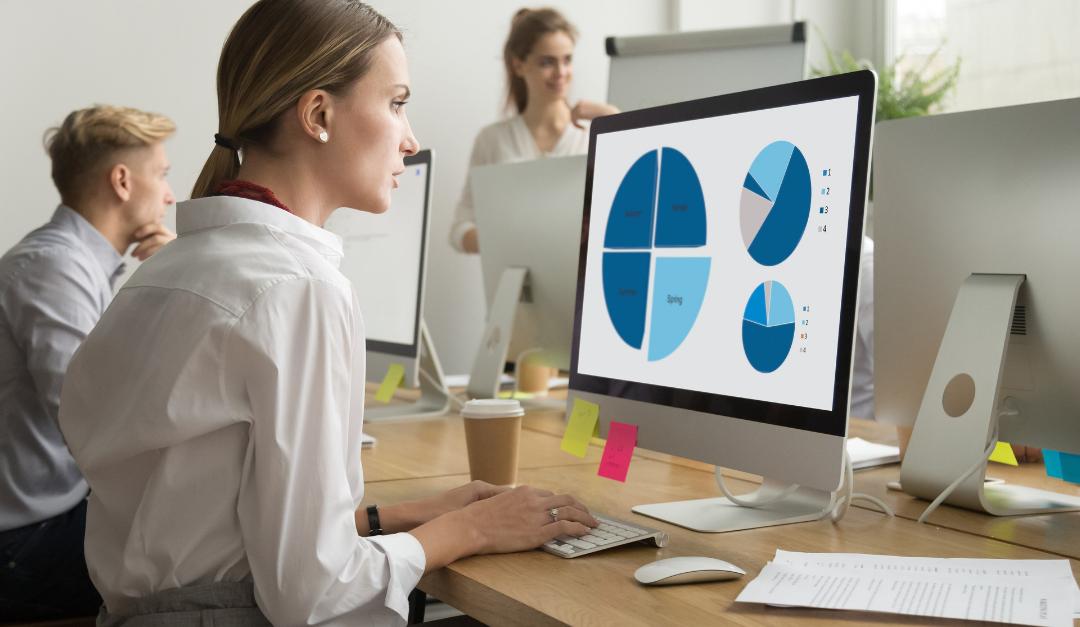 Logra más agilidad y rapidez en la comprensión de la información. Apuesta por la visualización dinámica de datos